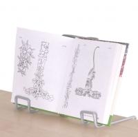 Подставка для книг металлическая