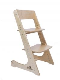 Детский растущий стул Конек-Горбунек (одноцветный)