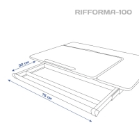 Парта-трансформер RIFFORMA-100