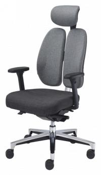 Ортопедическое офисное кресло TANGO с подголовником