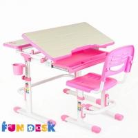Комплект растущей детской мебели (стол + стул) FunDesk Lavoro