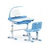 Комплект растущей детской мебели (стол + стул) Mealux EVO-17