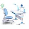 Комплект растущей мебели (стол + кресло) Mealuxe EVO-30 ДЕРЕВО