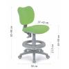 Эргономичное кресло KIDS CHAIR